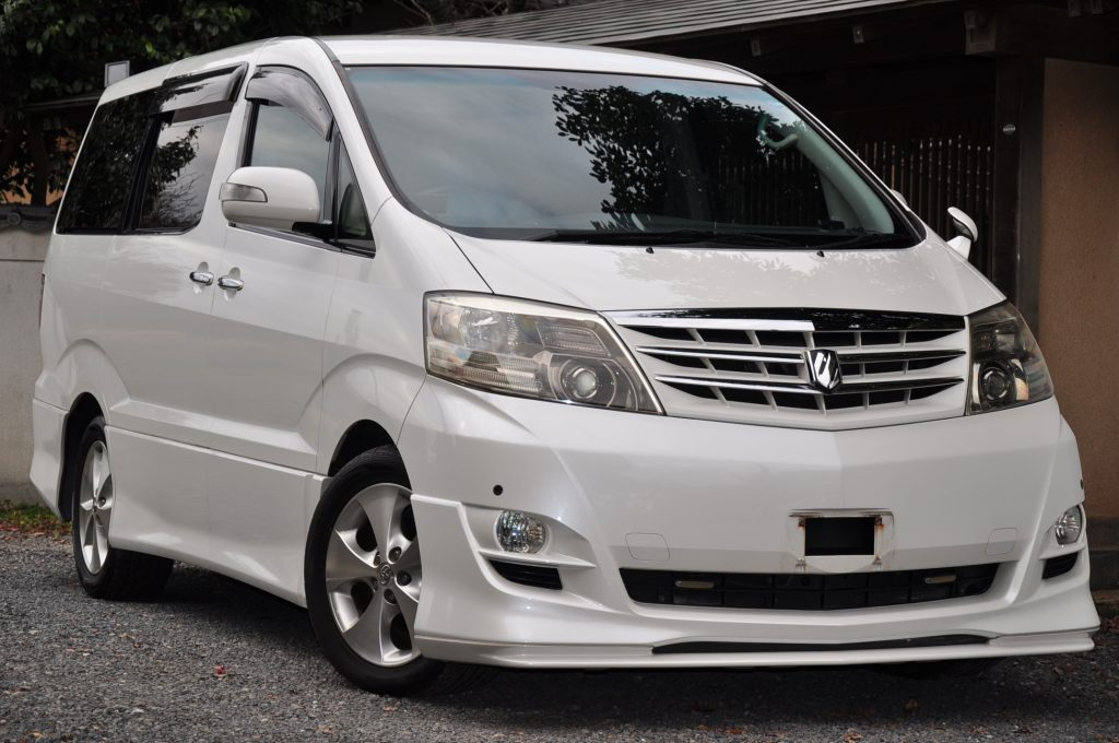 2008 Toyota Alphard MNH10 MS Platinum Selection-2 3000cc Auto