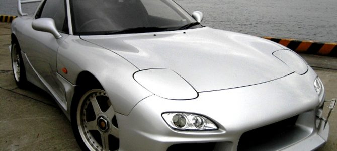 The Mazda RX7, MX5 and MR2 Sports UK