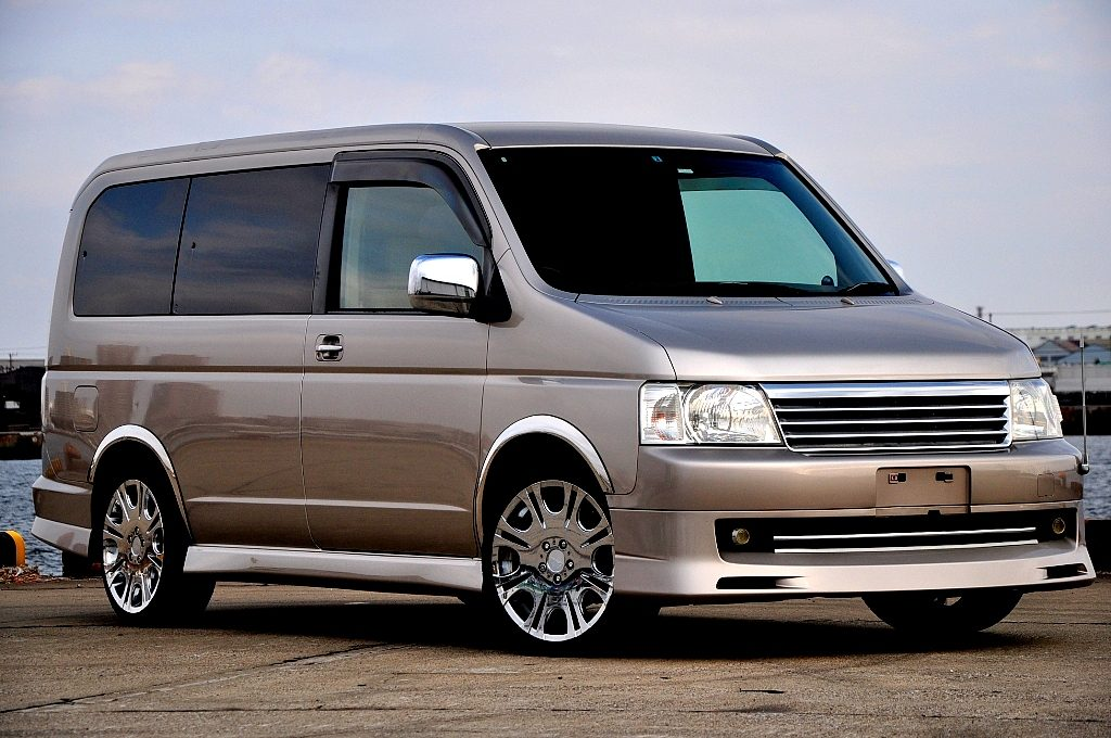 Honda Stepwagon UK