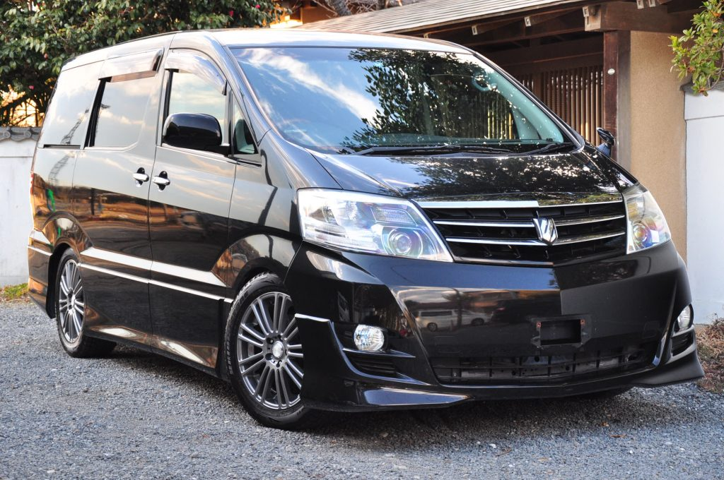 2008(March) Toyota Alphard (ANH10) AS Platina Selection 2400cc