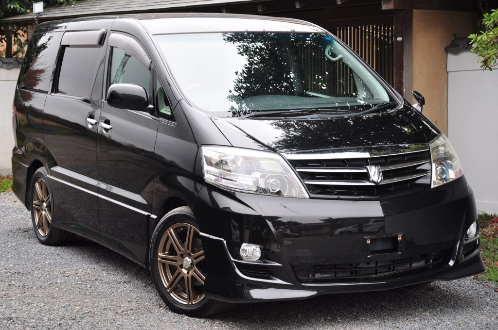 2008 Toyota Alphard MS Platina Selection 2 For Sale