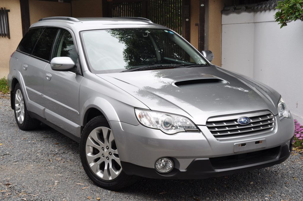 ) Subaru Outback (BPH) 2.5XT with EyeSight 2500cc auto