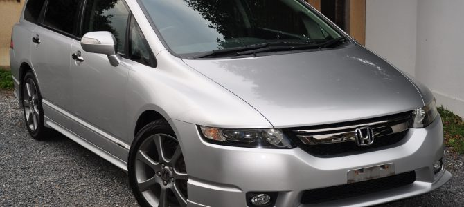 2008 (Sept) Honda Odyssey (RB1) Absolute 2400cc auto