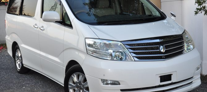 2006 (Oct) Toyota Alphard (MNH10) MZ G Selection 3000cc auto