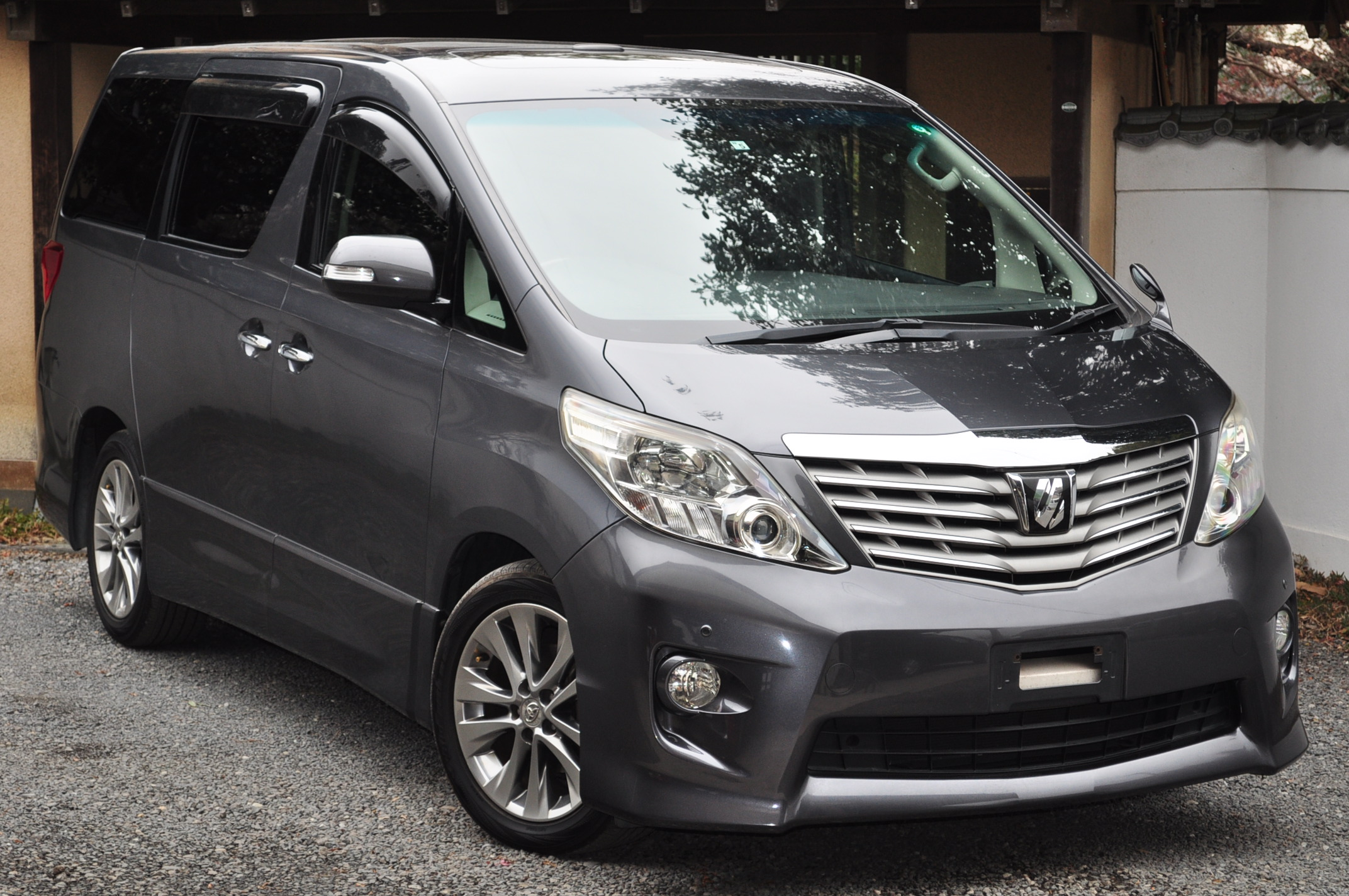 2010 (May) Toyota Alphard (ANH20) 240S Prime Selection 2 2400cc auto