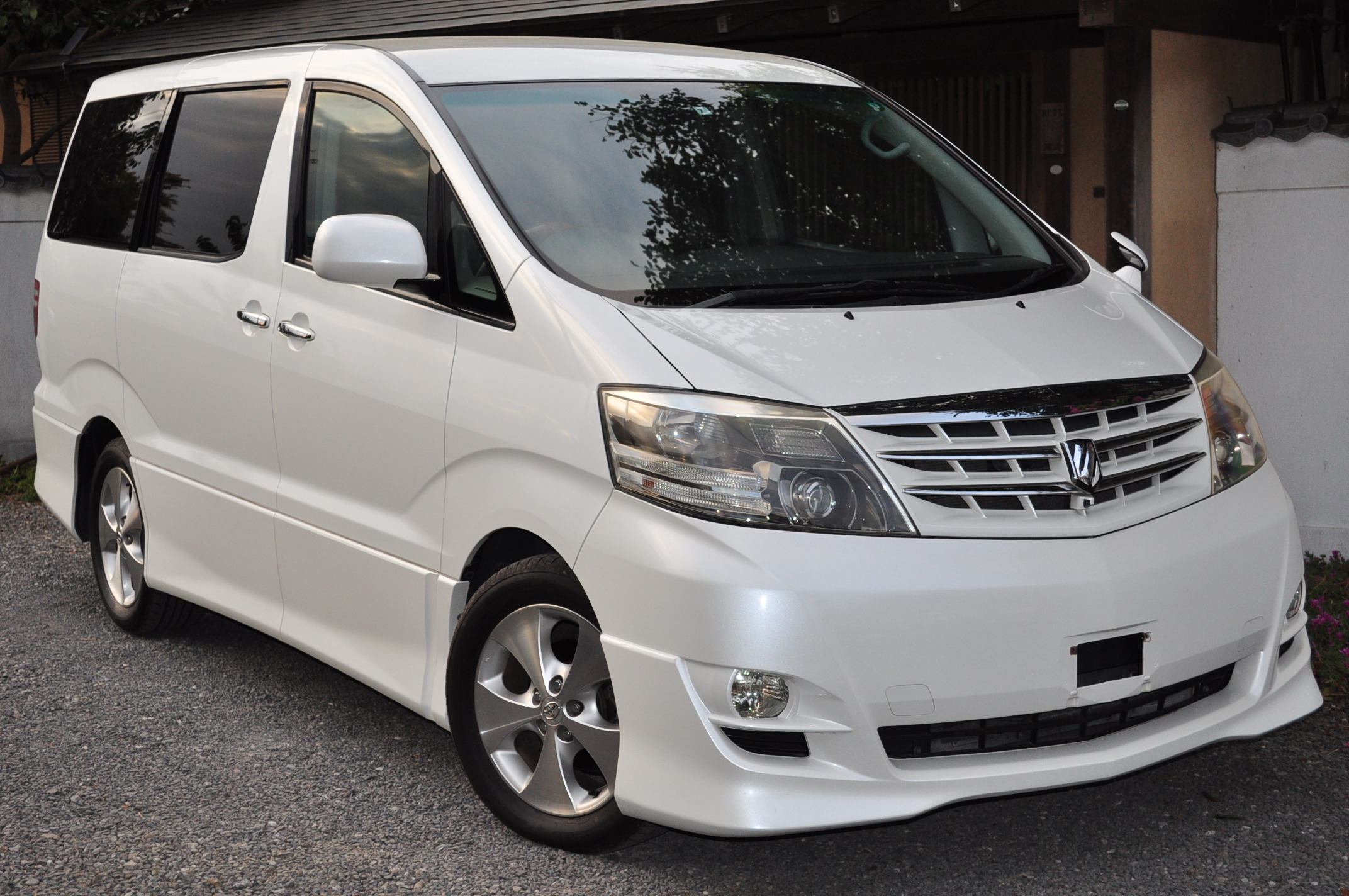 2007 (July) Toyota Alphard (ANH10) AS Platinum Selection 2 2400cc auto